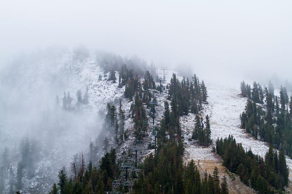 Mt. Rose, NV today.