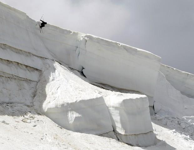 Beartooth Basin summer only ski resort!
