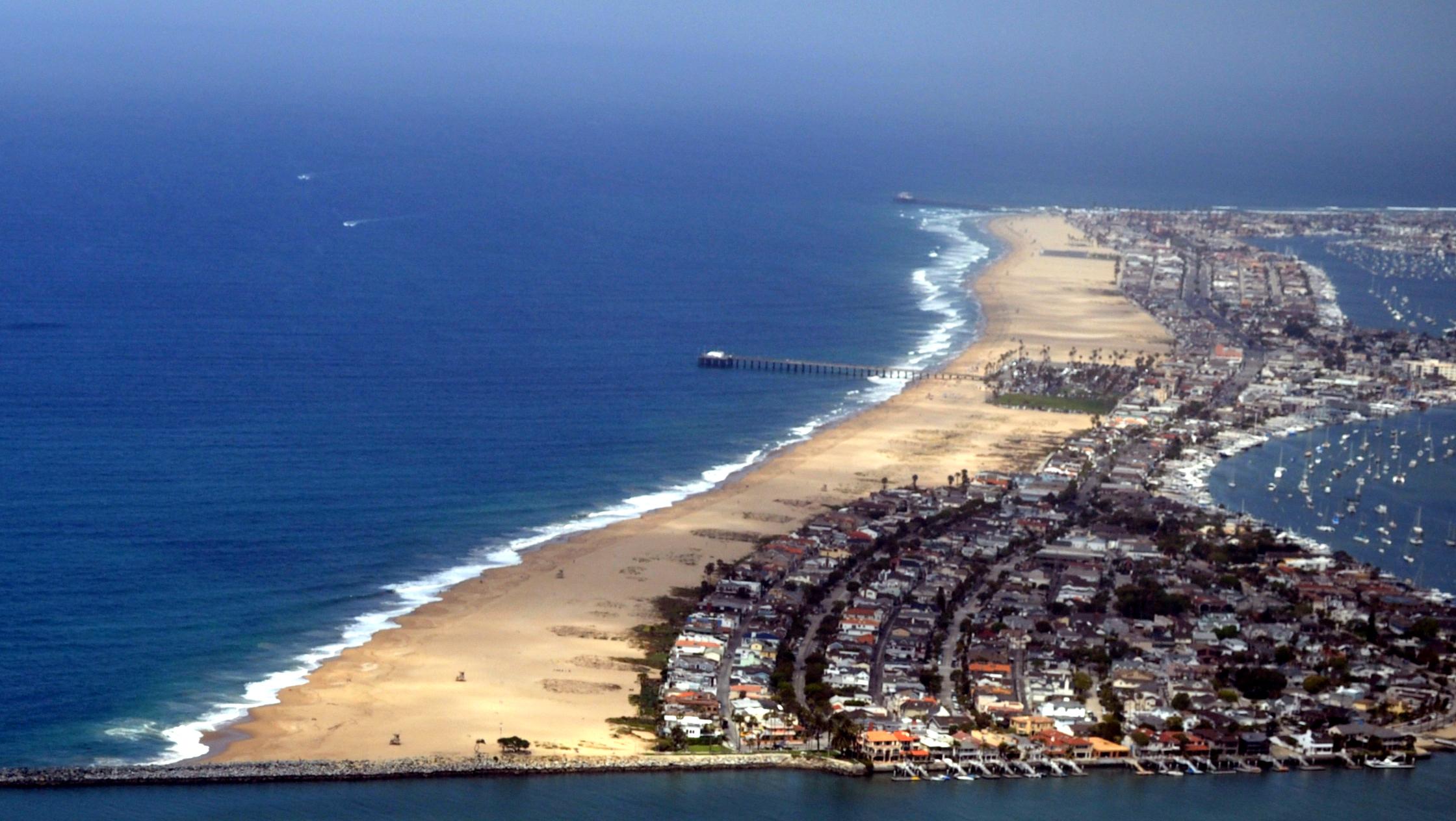 Newport Ca To Long Beach Ca