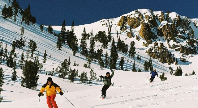 Soldier Mountain, Idaho.