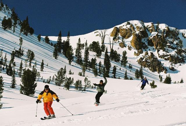Soldier Mountain, Idaho looks fun.
