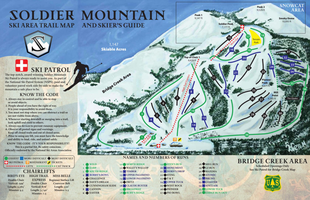 Soldier Mountain Ski Resort, ID For Sale AGAIN | Bruce