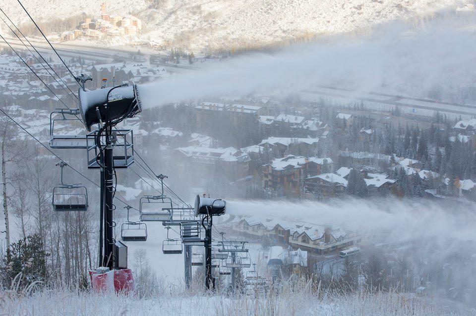 Fresh Snow In Colorado Today 7 Ski Resort Amp 1 Mt Pass