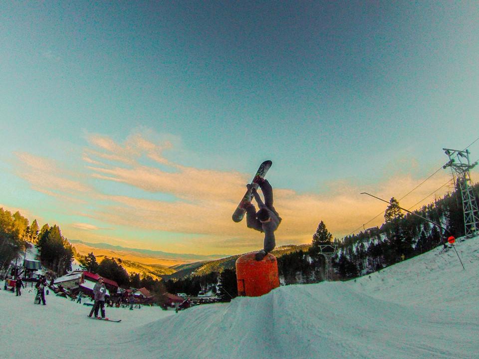 Great Divide ski area in MT was open last weekend, too. photo from last weekend by great divide
