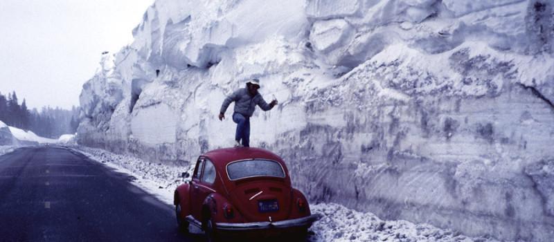 Tioga Pass circa 1983. photo: sierra lodge rat