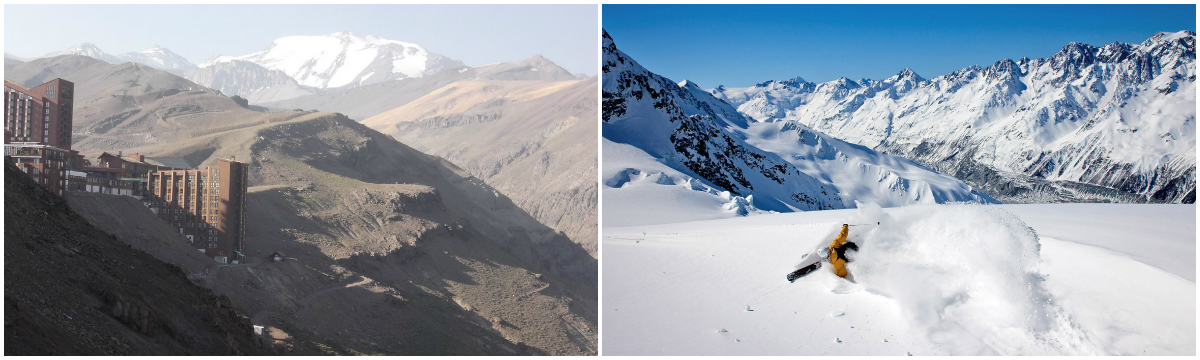 Winter 2015 in Chile and New Zealand