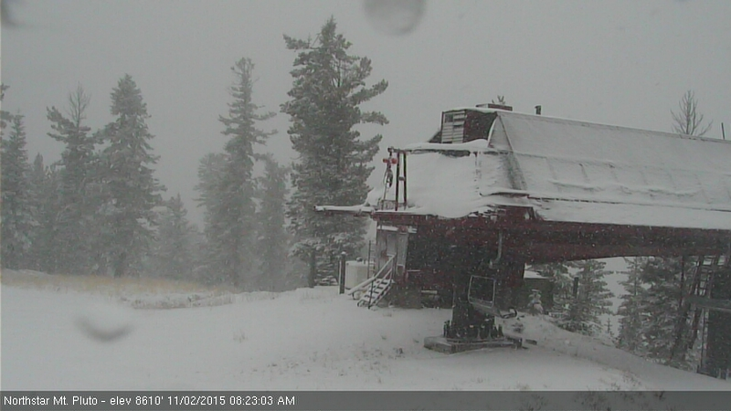 Northstar today at 8am.