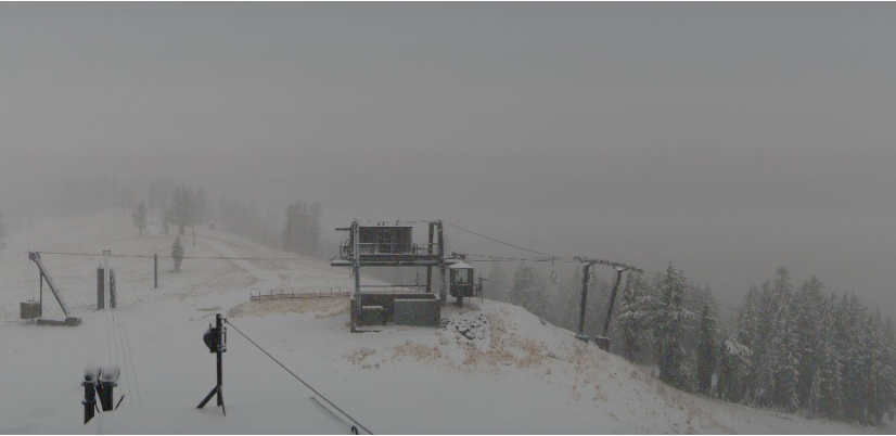 Squaw Valley today at 8am.