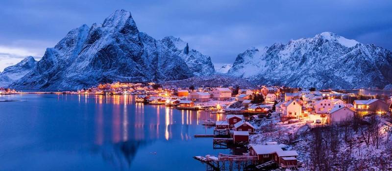 Ski in Norway