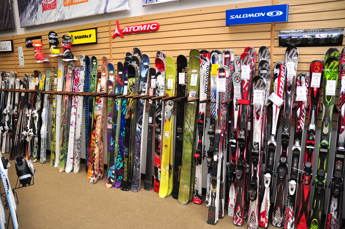 Step By Step Ski Buying Guide Snowbrains
