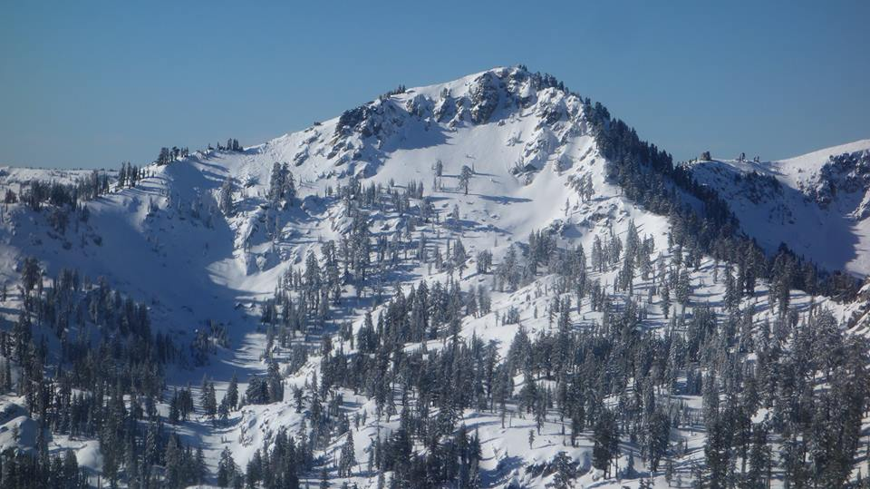 Squaw Valley, CA on December 16th, 2015. photo: kevin quinn/points north heli