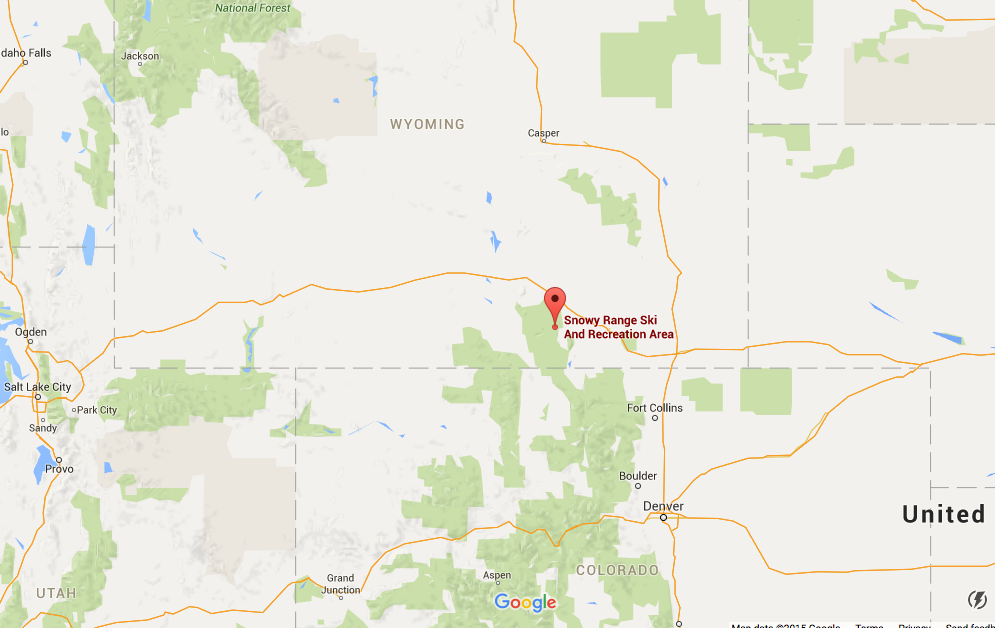 Ski Areas In Wyoming Map.Police Shoot Kill Suicidal Man With Knife At Wyoming Ski Resort