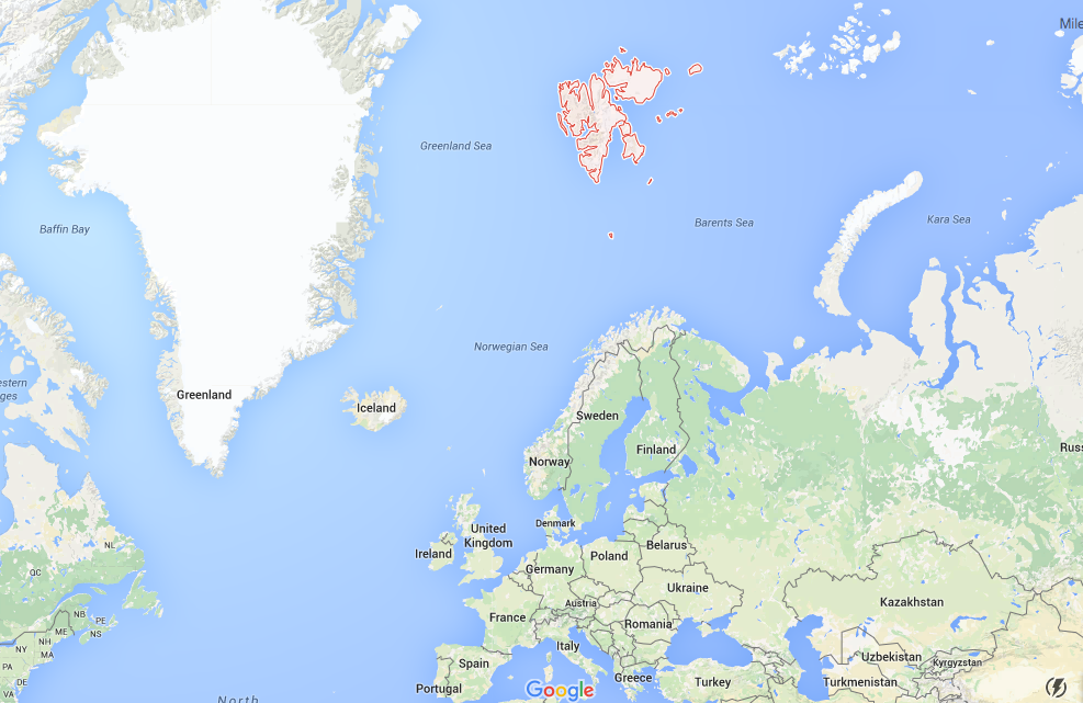 Avalanche Smashes Houses Kills One in Svalbard Norway Yesterday