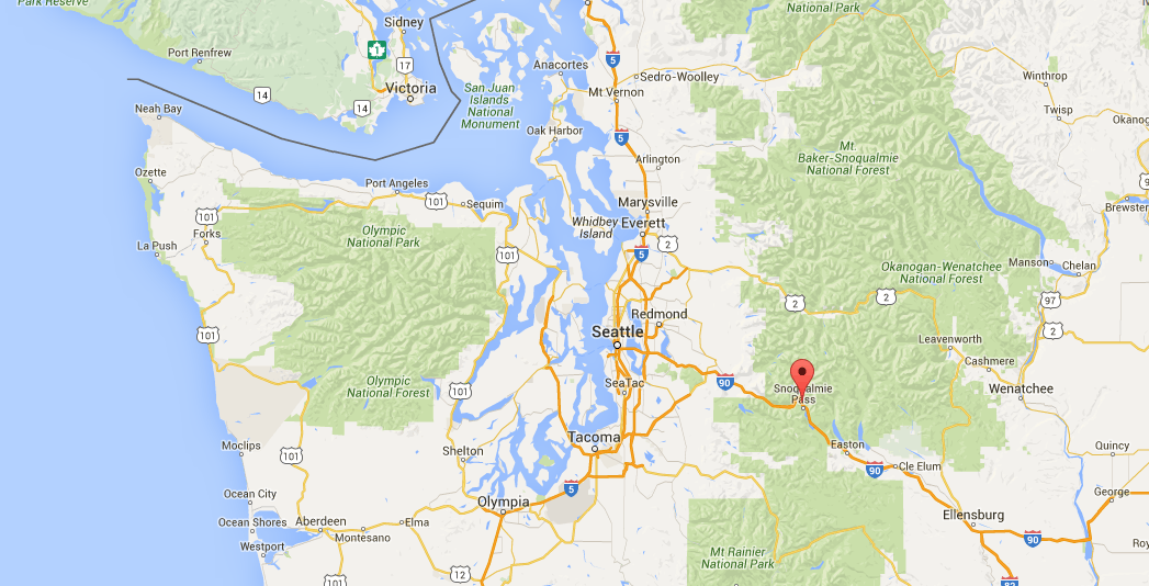 Backcountry Skier Missing In Washington Since Yesterday