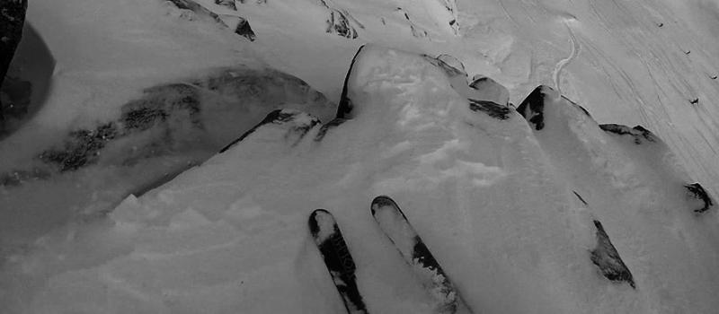 Eric Bryant skiing Shirley 2