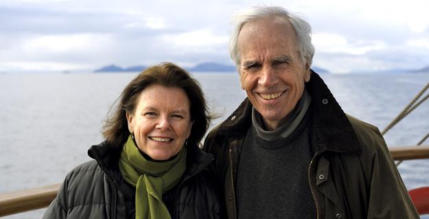 Doug and Kris Tomkins