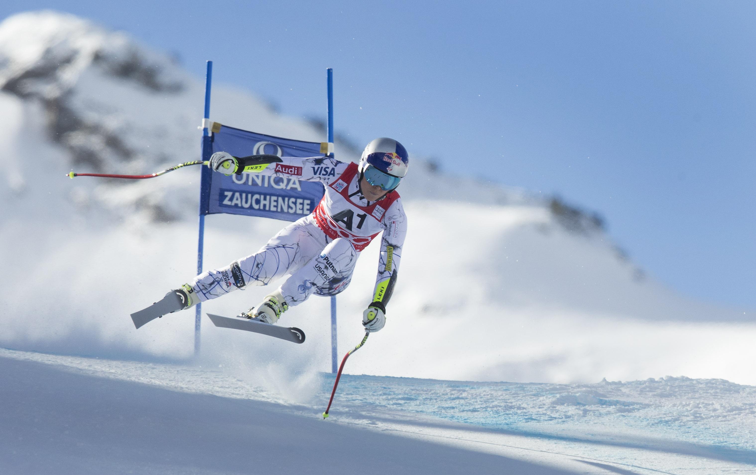 Lindsey Vonn Wins 2 World Cup Races in 2 Days - SnowBrains