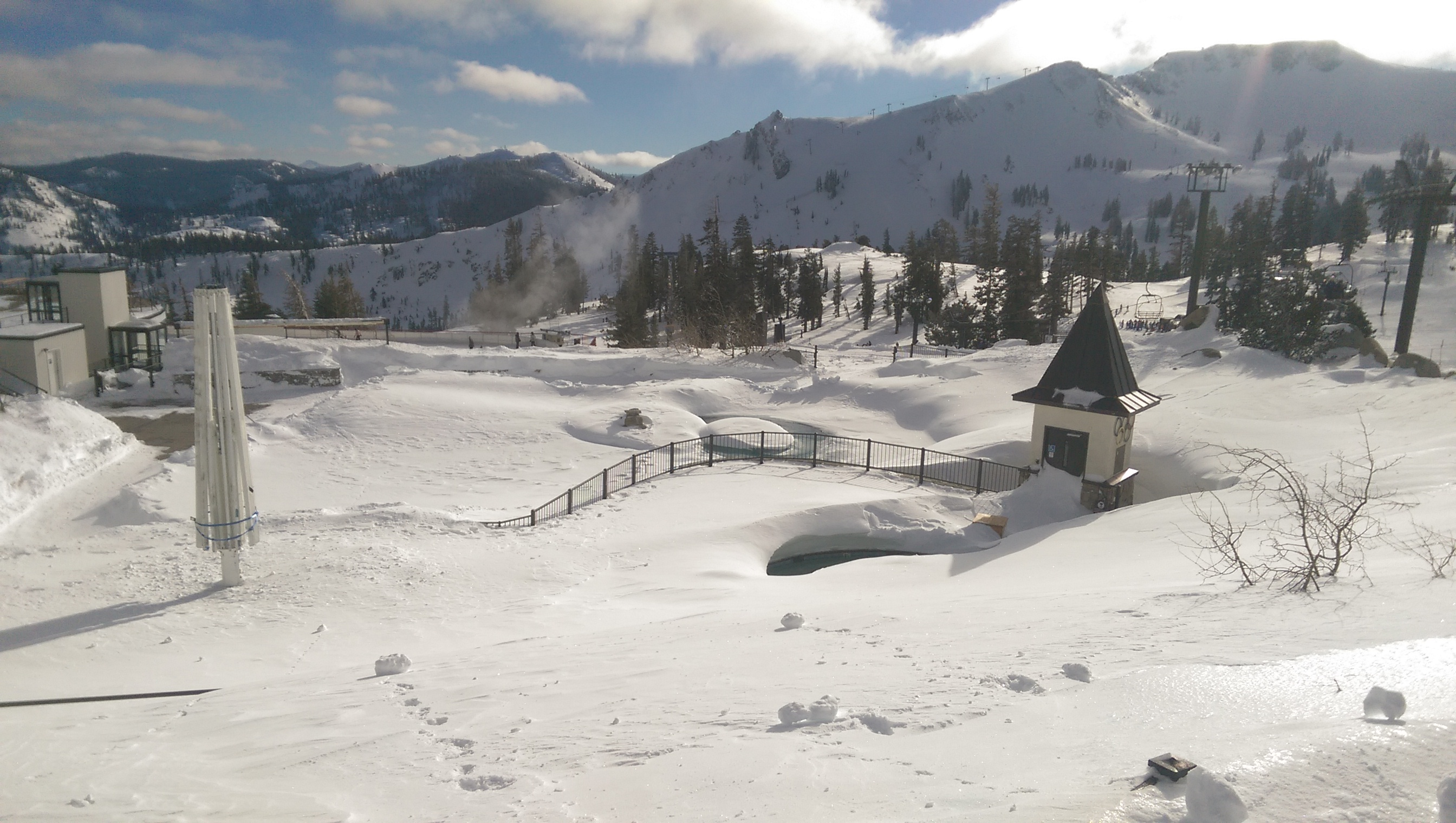 39 quick n 39 dirty 39 squaw valley conditions report wintery - High camp swimming pool squaw valley ...