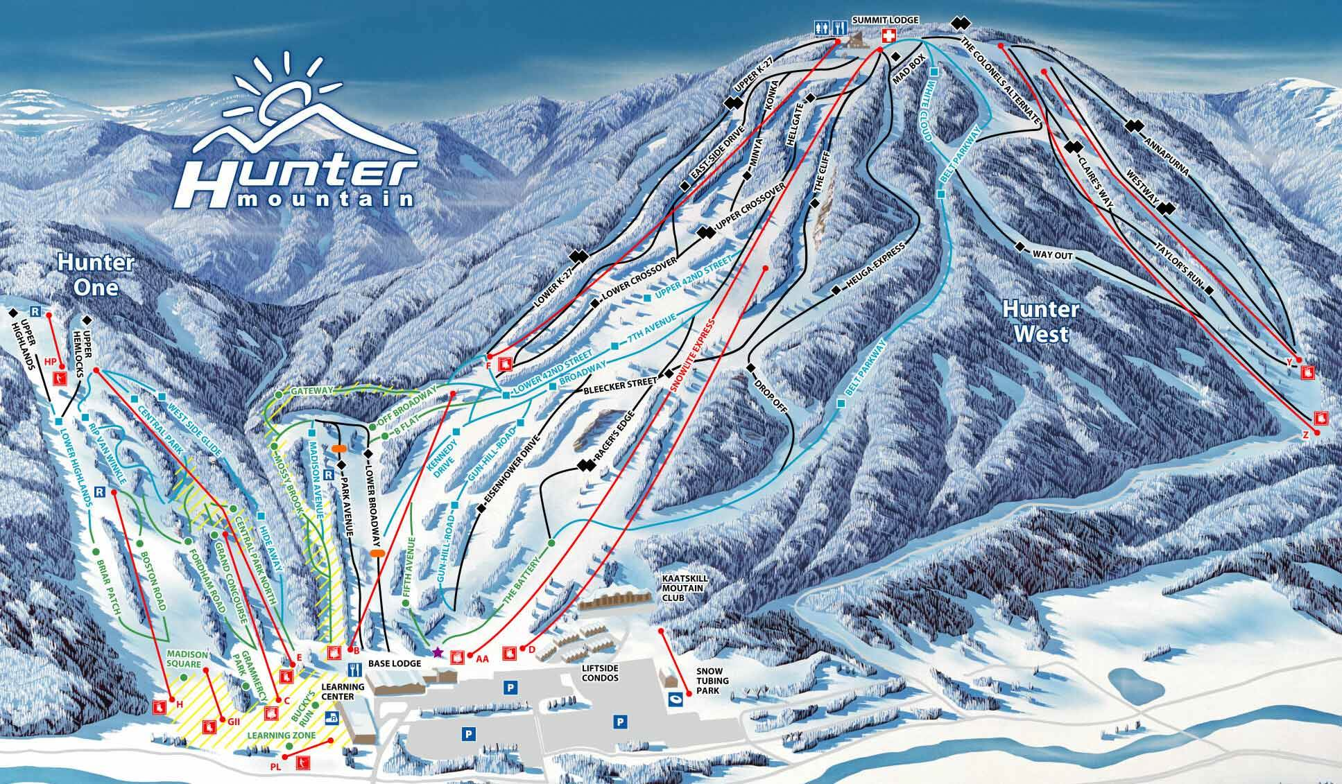 ski vt map with Hunter Mountain New York Update on Gpsjay furthermore Hiking besides Some Of The Scariest Runs In North America in addition Viewmap furthermore Hunter Mountain New York Update.