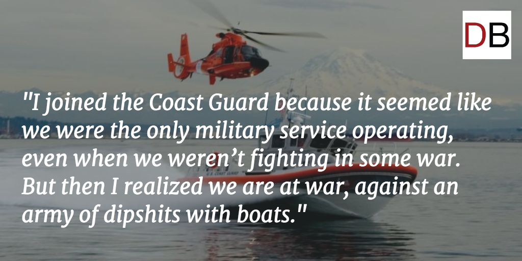 Thinking of becoming a USCG Rescue Swimmer (AST) and have ...