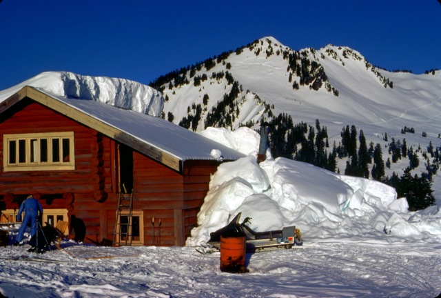Roof Avalanche Kills 2 Year Old Hospitalizes Two 7 Year