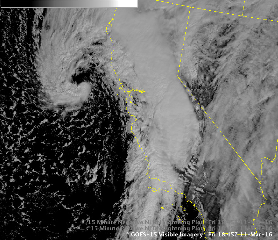 NOAA: 2-4 Feet of Snow Above 5,000-Feet in California by ...