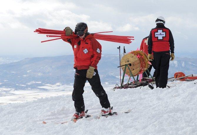 Image result for ski patrol