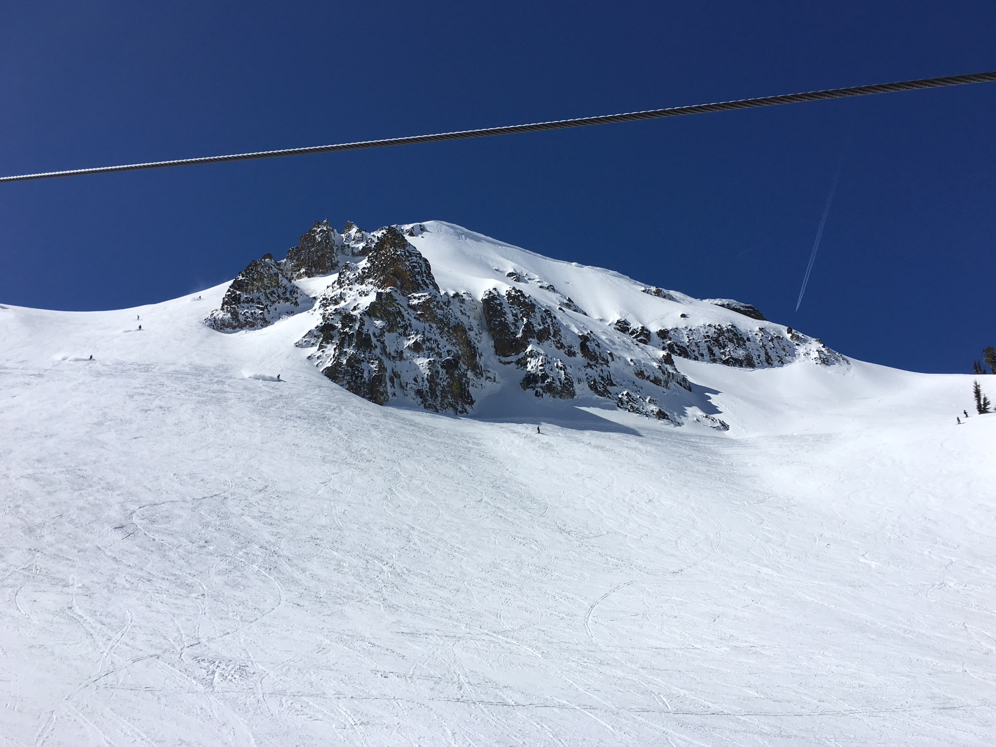 Quot Quick N Dirty Quot Squaw Valley Ca Conditions Report