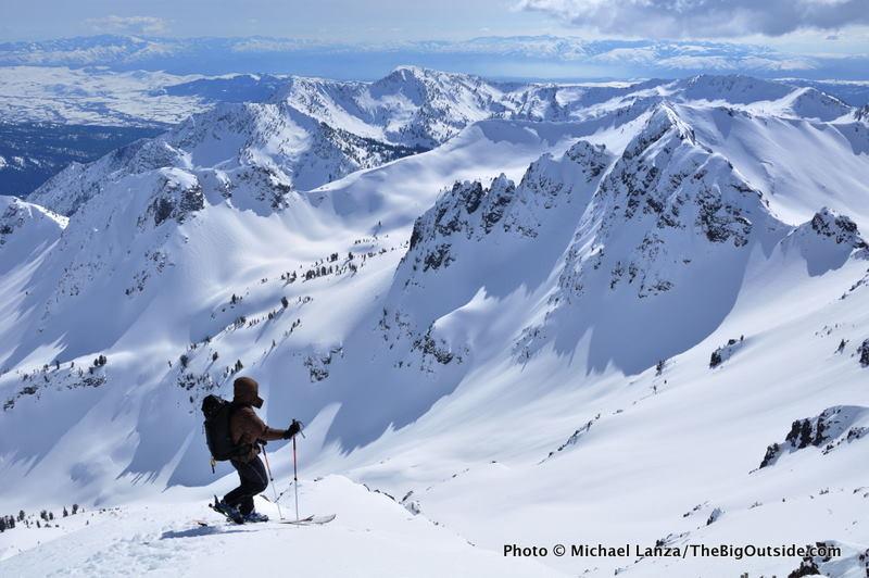 Wallowa mountains, OR. photo: Michael Lanza