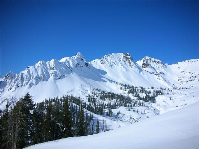 Wallowa mountains, OR. photo: greatoutdoors.com