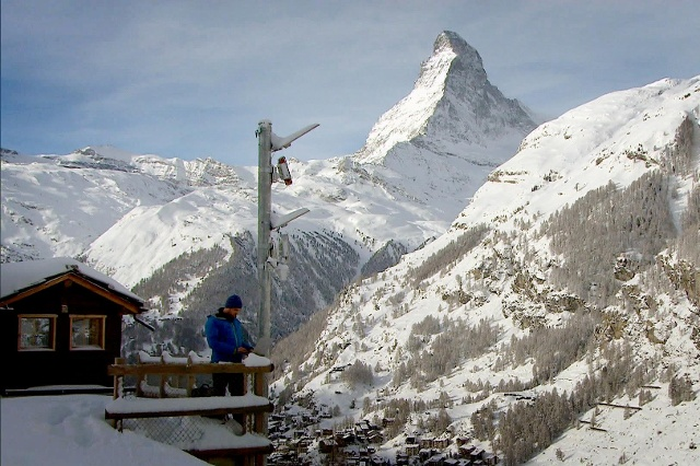 Swiss Develop Radar Avalanche Detection System Snowbrains