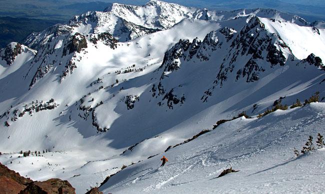 Wallowa mountains, OR. photo: Eastern Oregon University