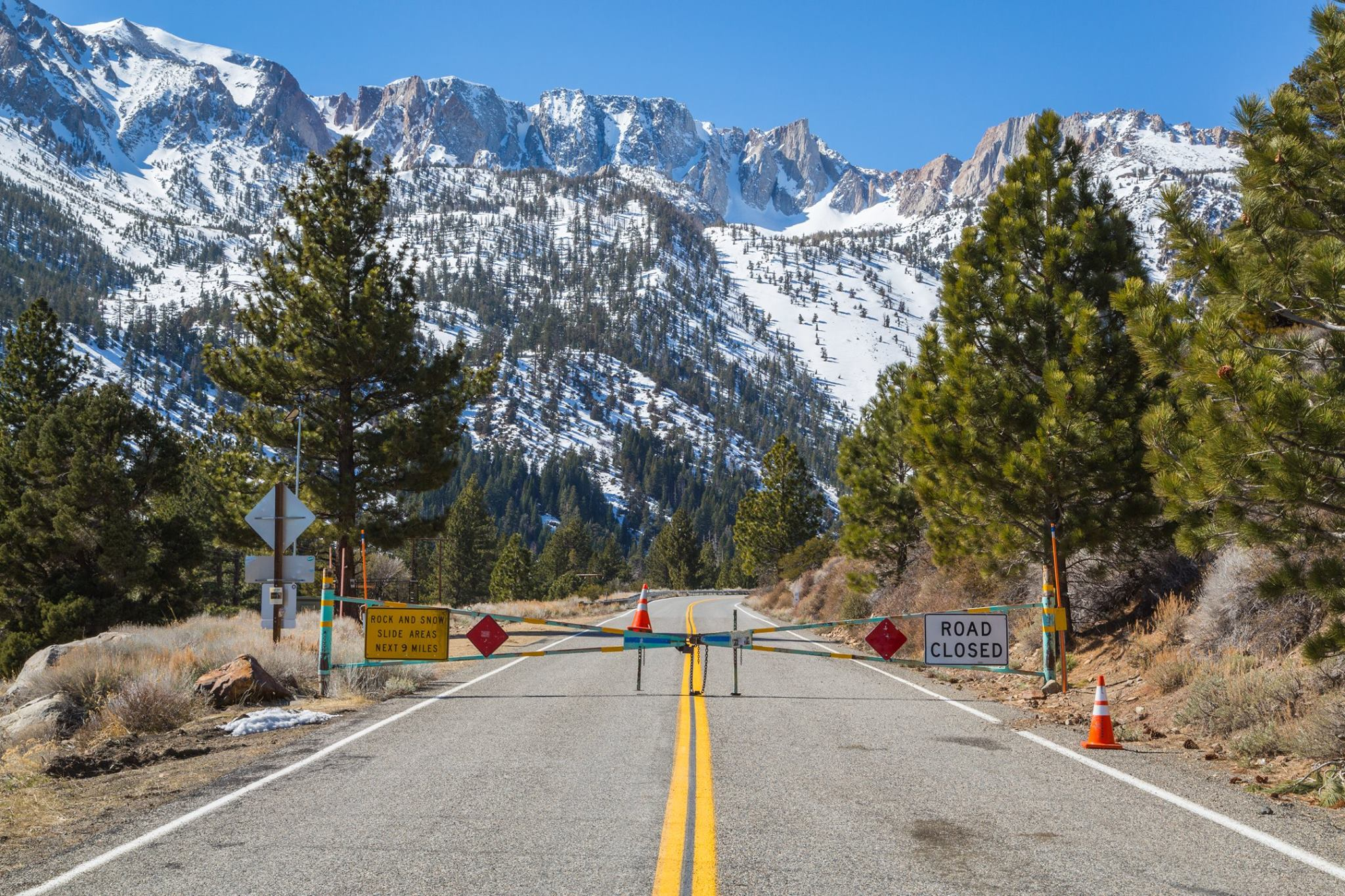 Tioga Pass, CA Will NOT OPEN Today as Scheduled | Opening ...