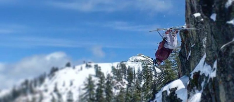 Big backflip by Bevan.  photo:  Yimmers/snowbrains