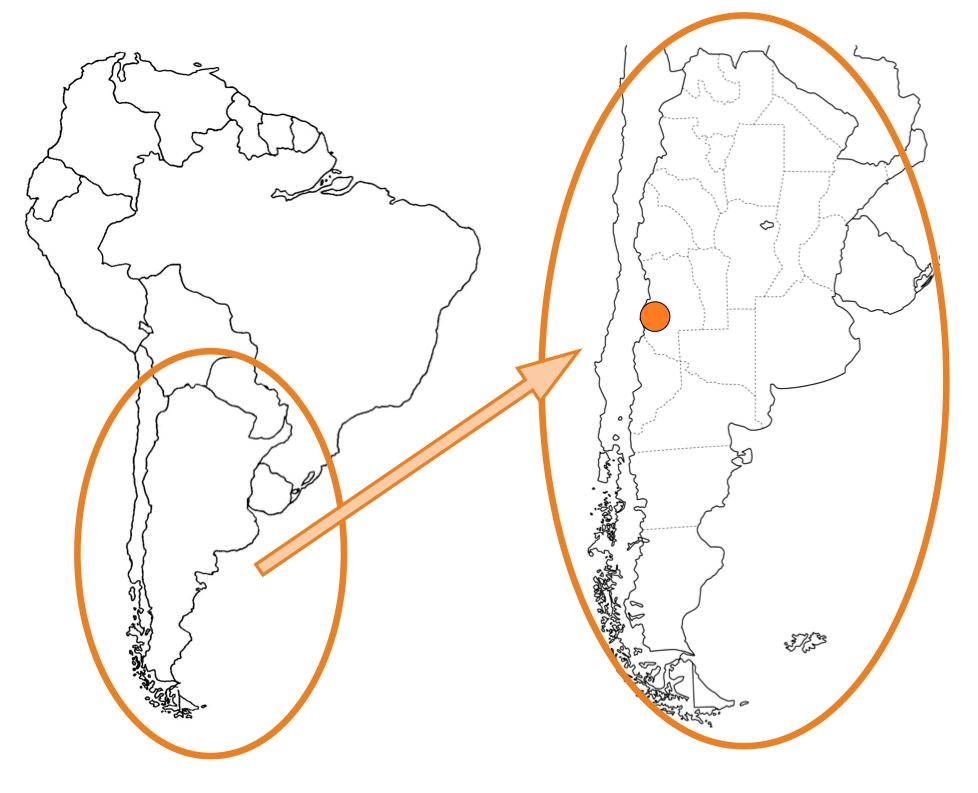 Las Leñas is located in Mendoza Province, Argentina.