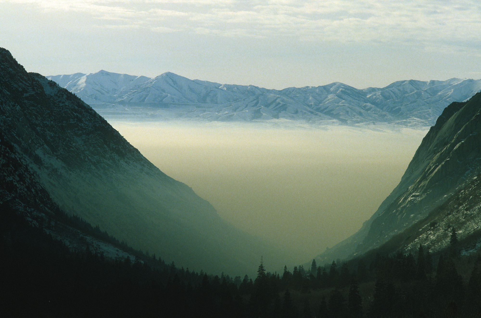 Salt Lake City, UT = 7th Worst Air Quality in USA, Says American Lung Association