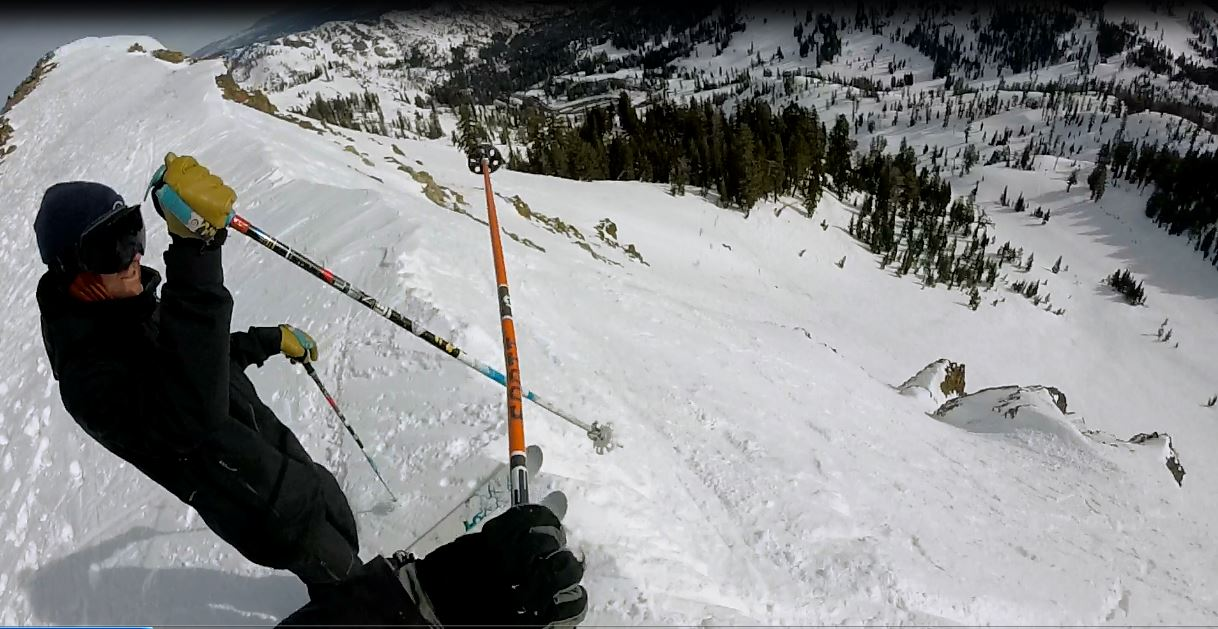 Dropping big lines with my best friend on our semi home turf.