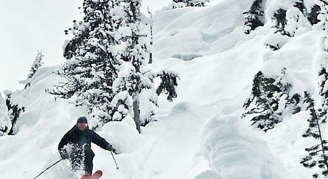 Dylan Slaying some classic British Columbia Pillows