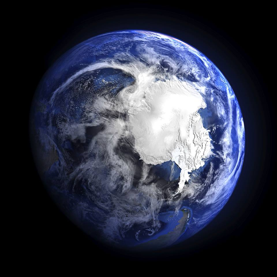 Pictures Of Earth From Space >> Come Ski Antarctica With Us In November 2016: - SnowBrains