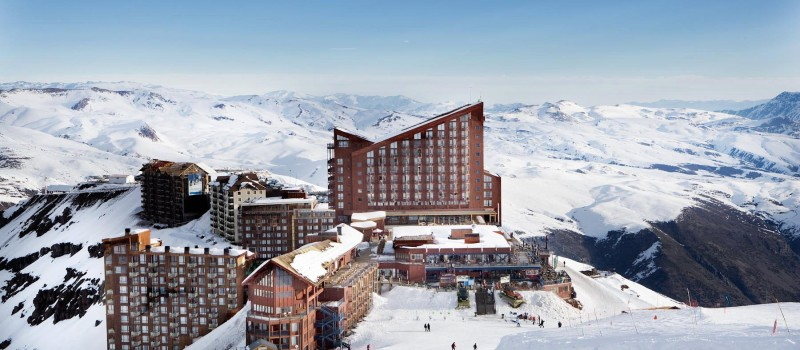 Hope we see Valle Nevado this way in a couple of days!