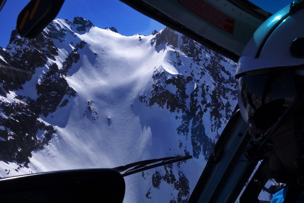 This is the kind of terrain ski dreams are made of. image: powder south
