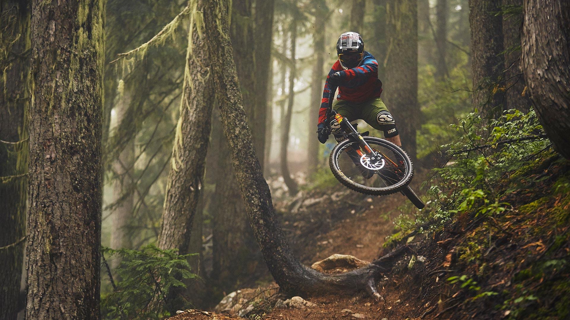 New Bike Hd >> Video: Whistler Bike Park Opening Day - SnowBrains