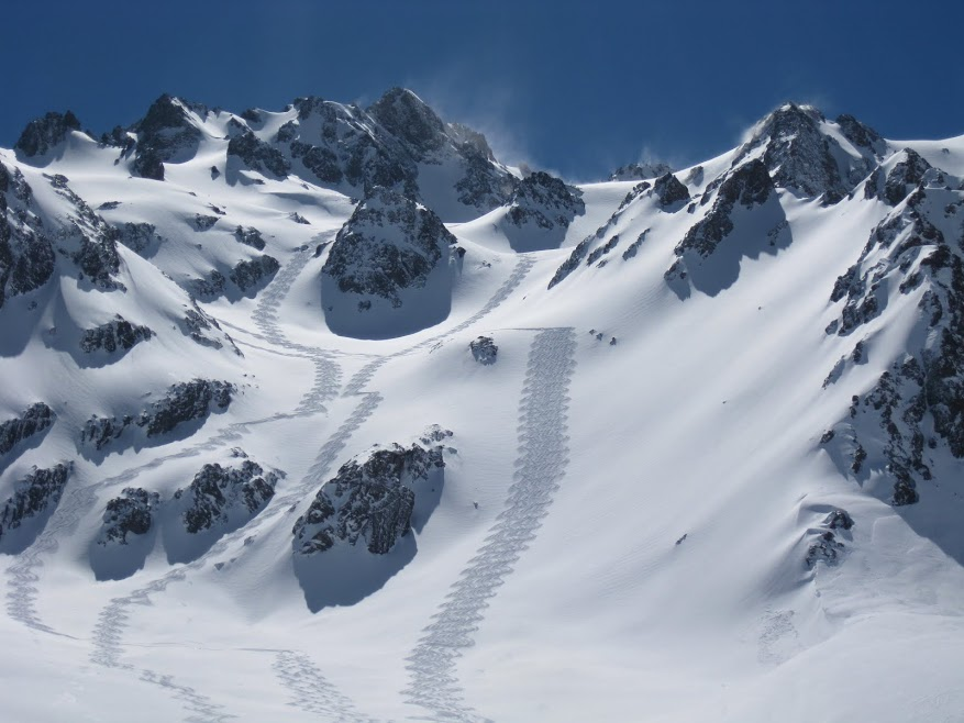 Some of the classic big terrain Powder South delivers. image: powder south