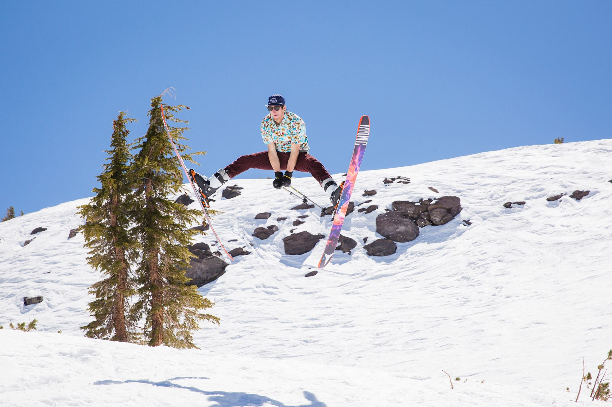 Mammoth this spring. photo: mammoth