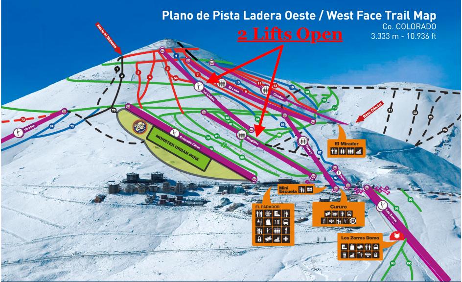 when do ski resorts open in colorado