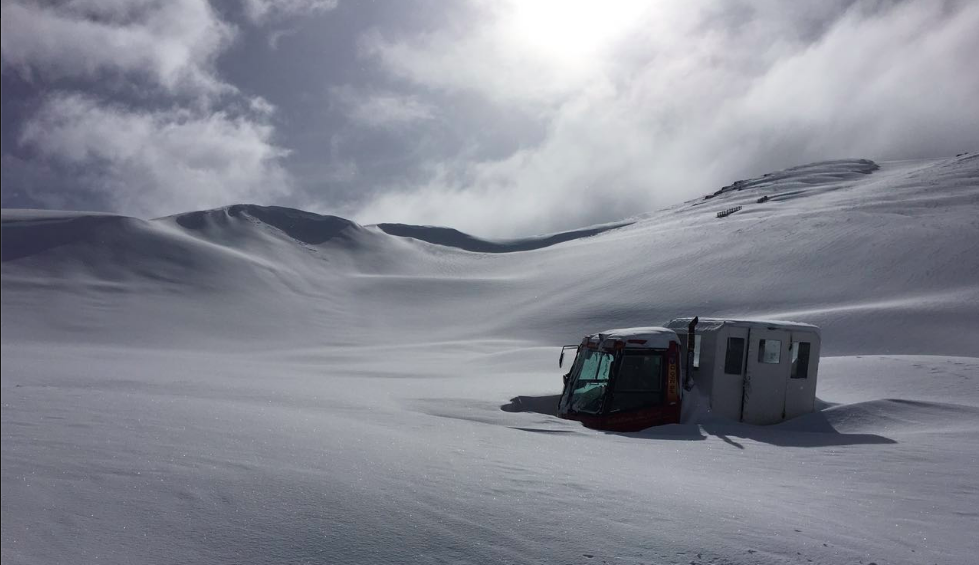La Parva, Chile today. photo: la parva