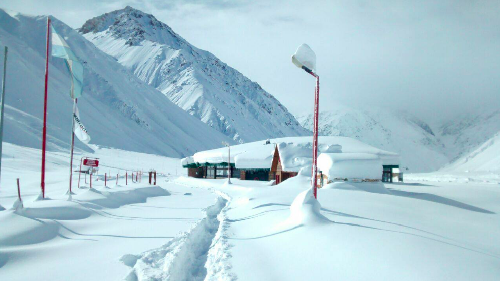 Penitentes, Argentina today. photo: penitentes