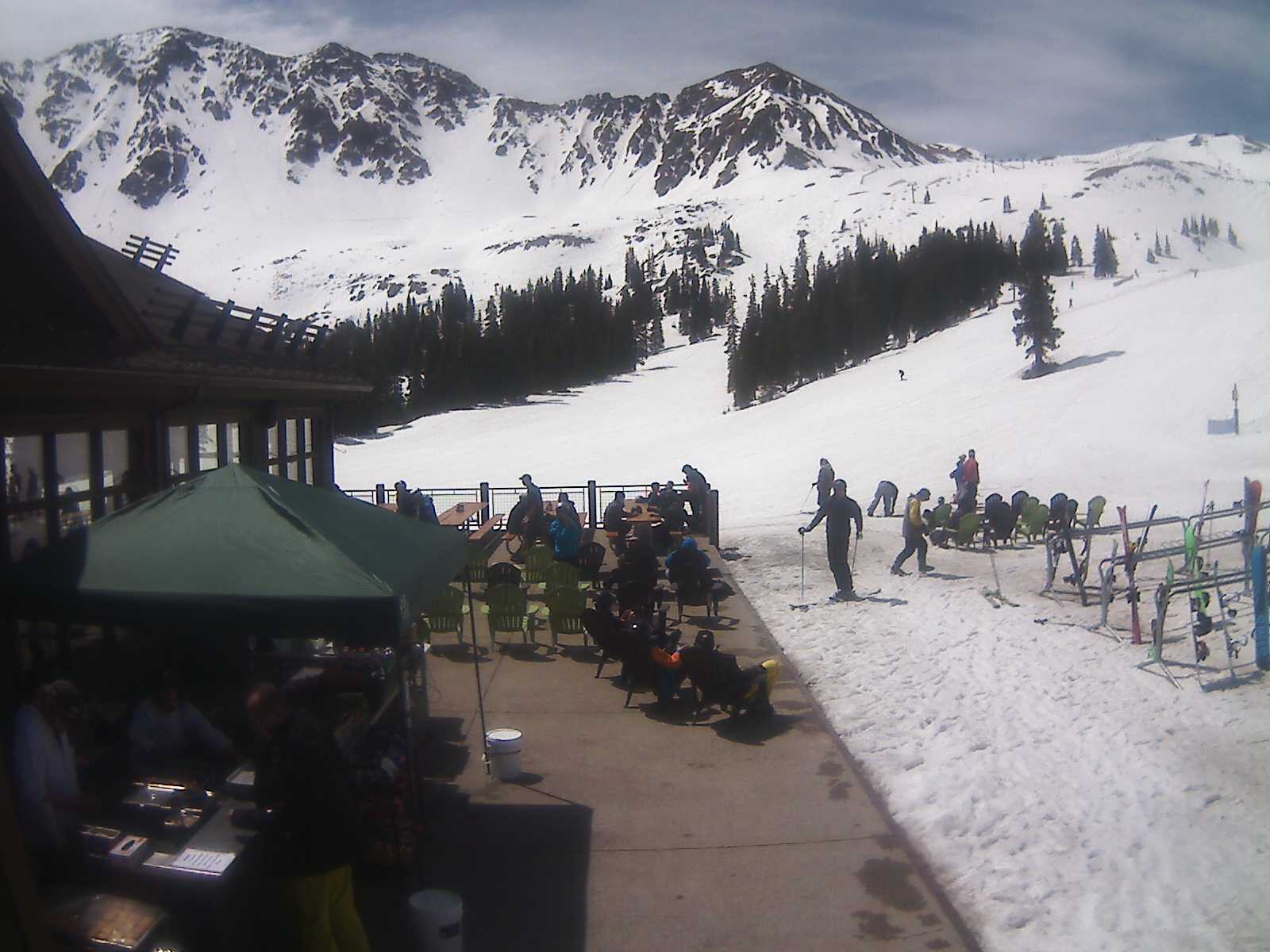 Arapahoe Basin, CO today.