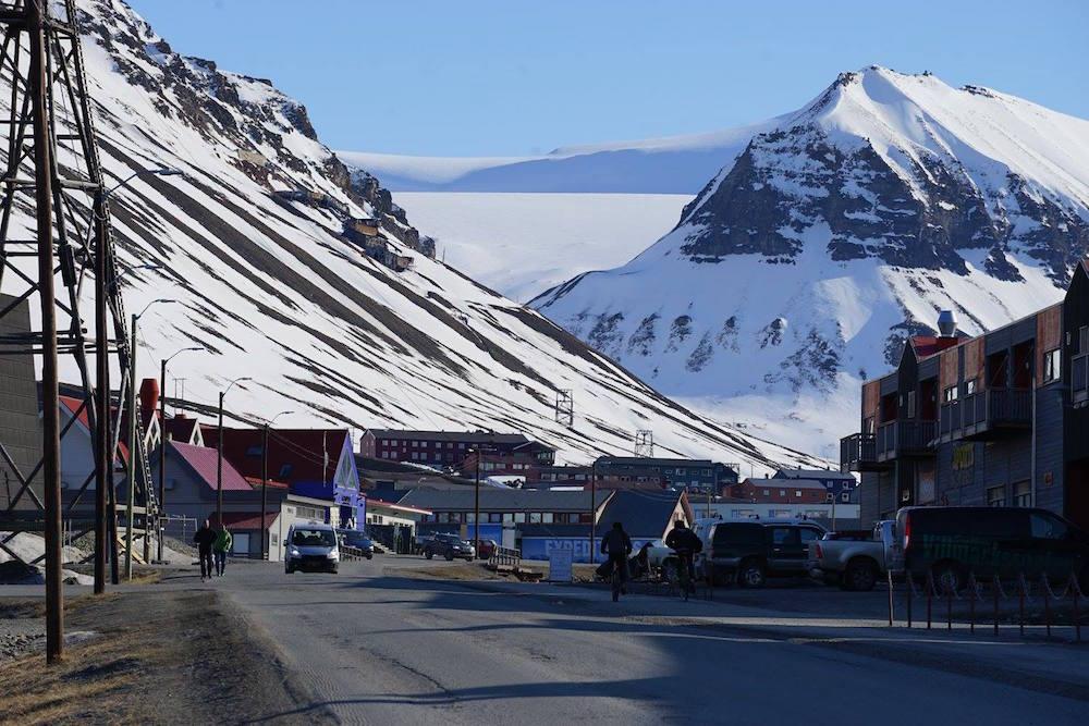 Longyearbyen. photo: pual