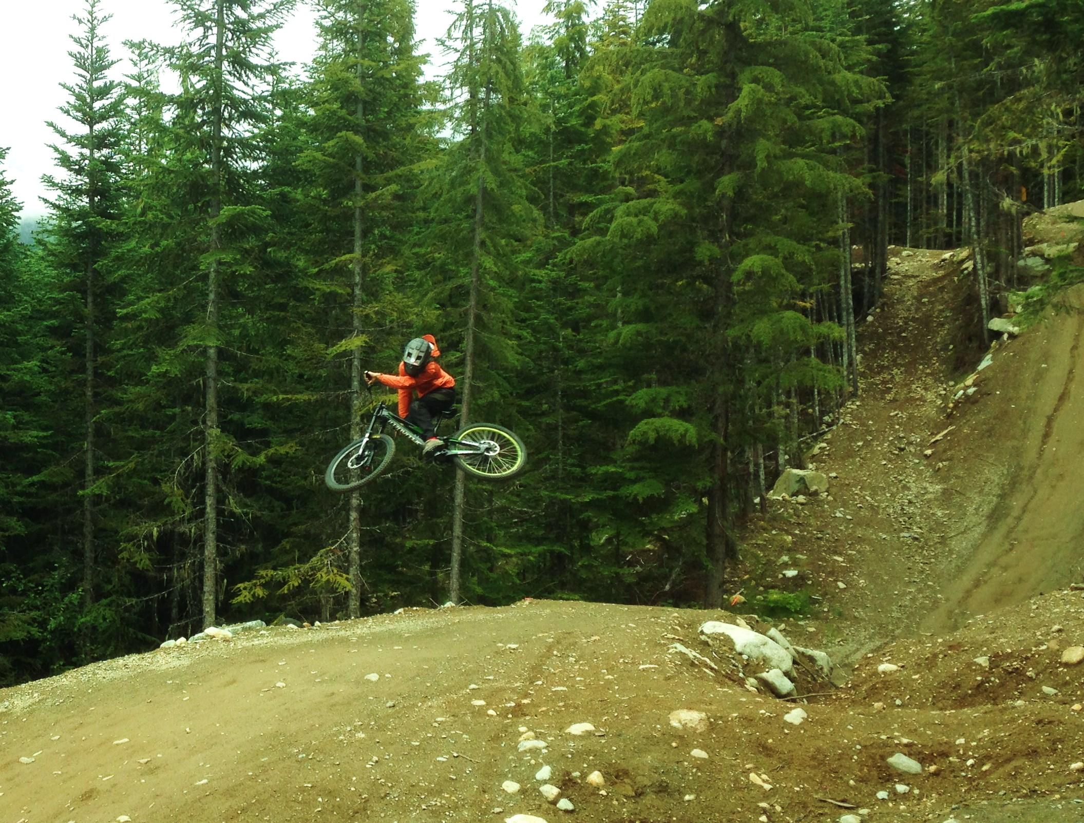 whistler bike flow
